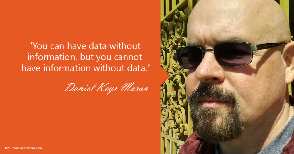 6. Daniel Keys Moran, also known by his initials DKM, is an American computer programmer and science fiction writer.