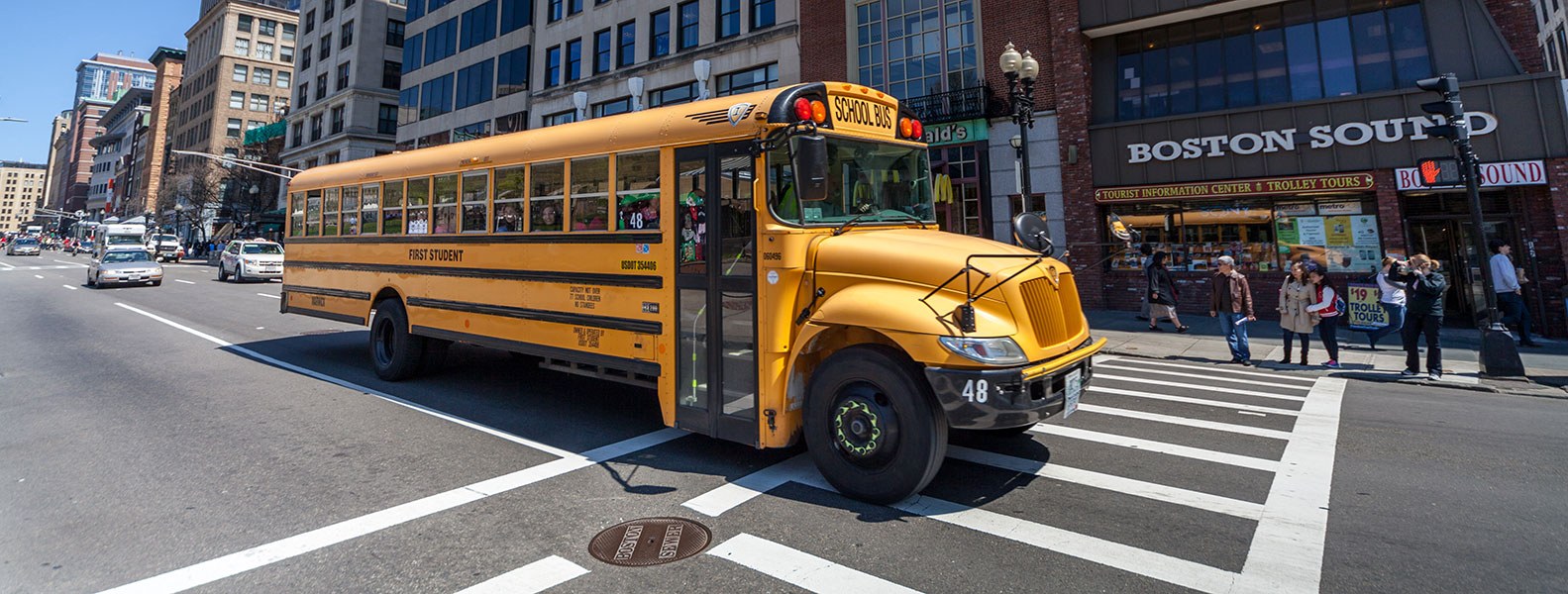 optimization of school bus routes